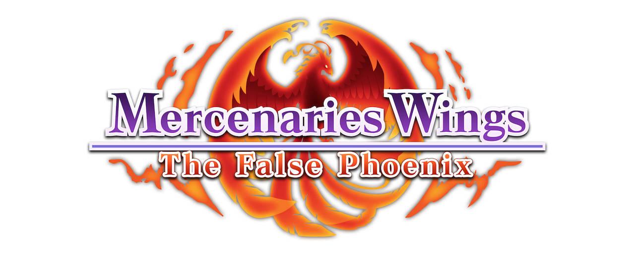 Mercenaries Wings: The False Phoenix Logo