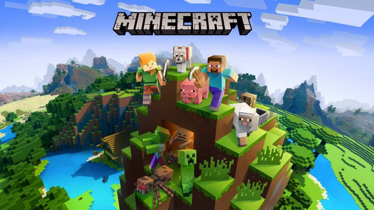 Minecraft Artwork