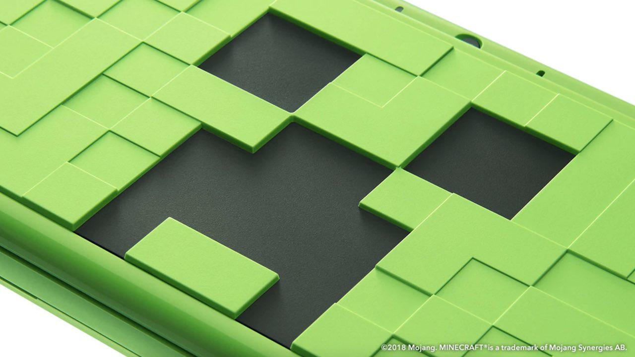 Minecraft Creeper Edition New Nintendo 2DS XL Photo