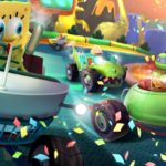Nickelodeon Kart Racers Artwork