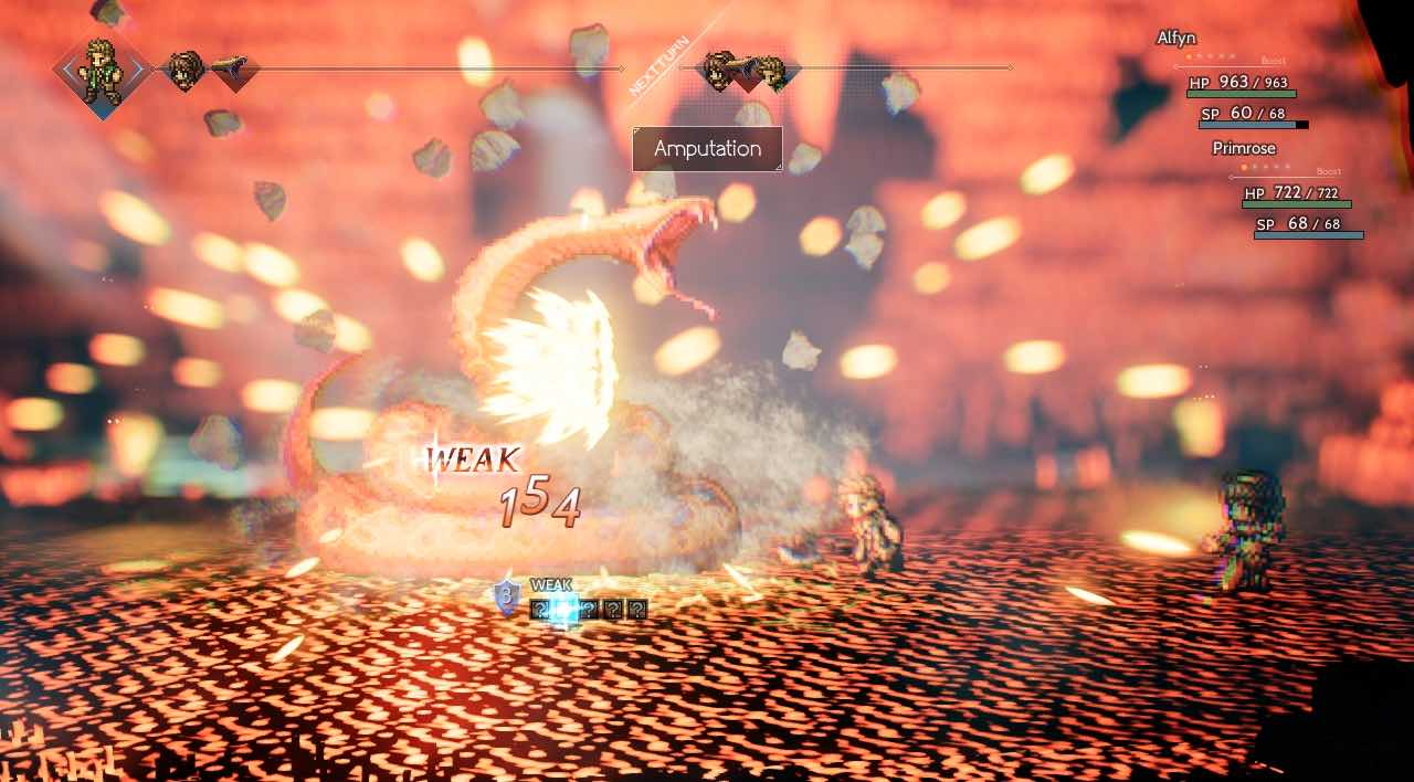 Octopath Traveler Review Screenshot 4