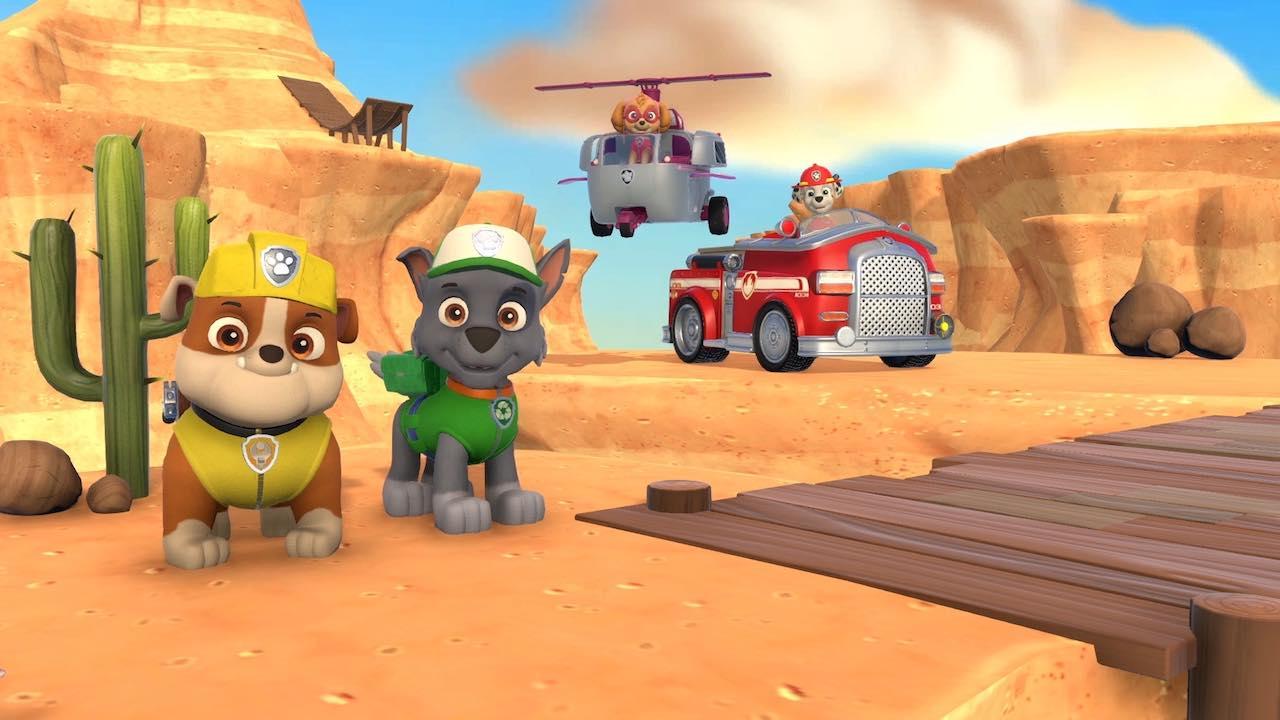 PAW Patrol: On A Roll Screenshot
