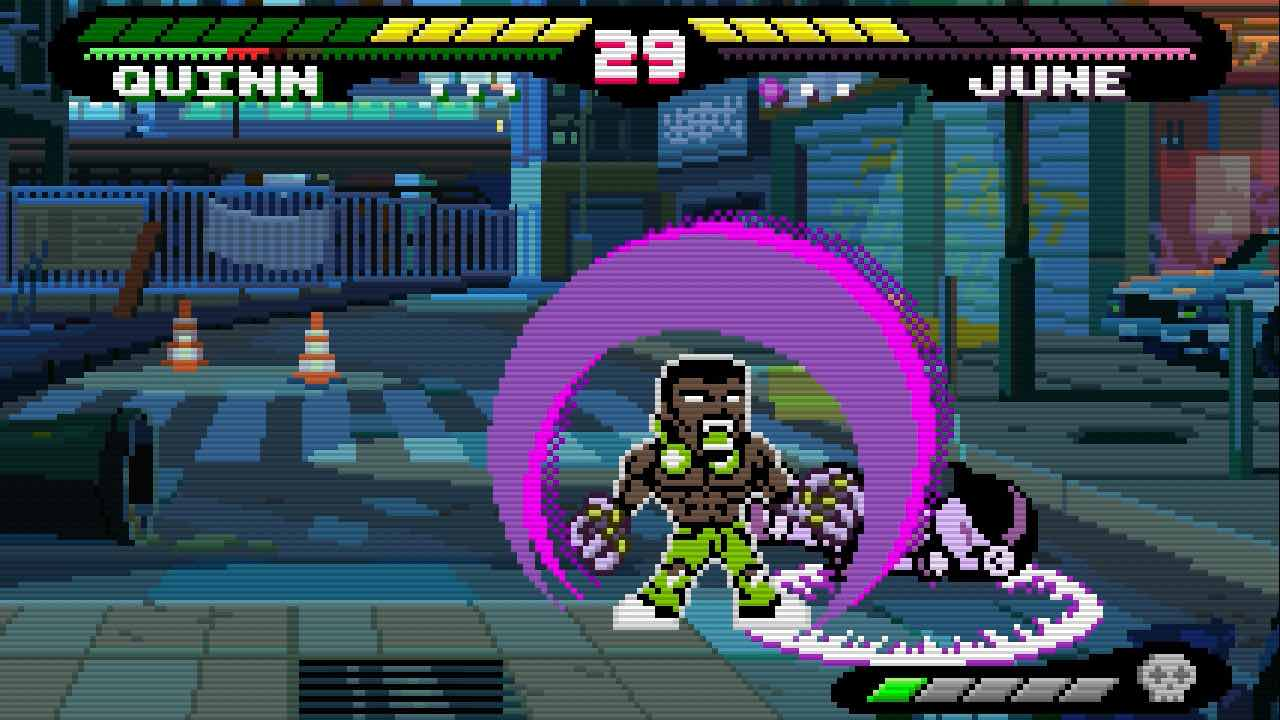 Pocket Rumble Review Screenshot 1