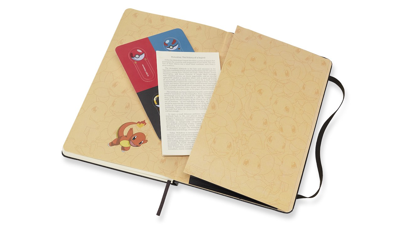 Pokémon Limited Edition Ruled Notebook Photo