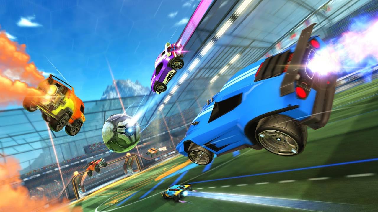 Rocket League: Ultimate Edition Screenshot