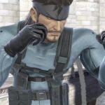 Snake Super Smash Bros. Ultimate Screenshot