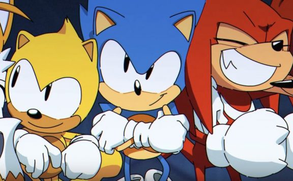 Sonic Mania Plus Review Header
