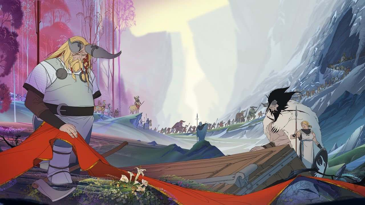 The Banner Saga 2 Review Header