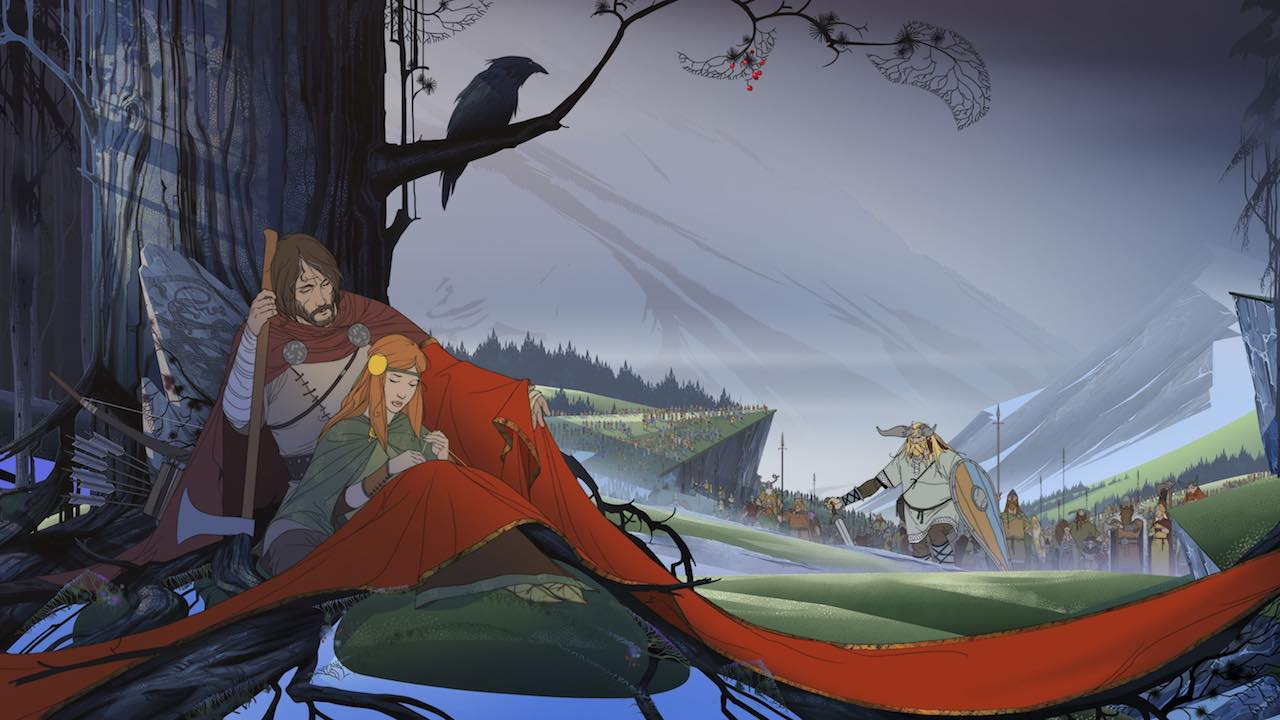 The Banner Saga Review Header