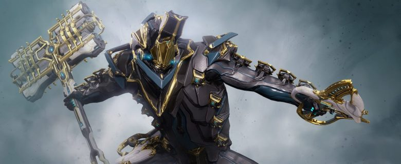 Warframe Render Art