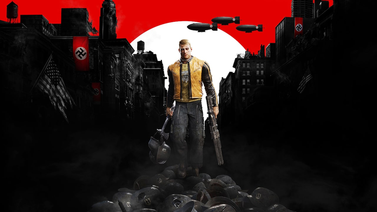 Wolfenstein II: The New Colossus Review Header