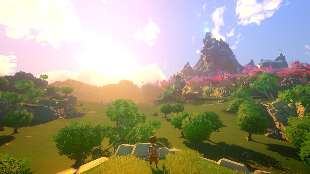 Yonder: The Cloud Catcher Chronicles Landscape Screenshot