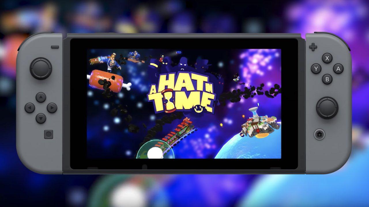 A Hat In Time Nintendo Switch Screenshot