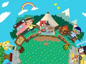 Animal Crossing: Pocket Camp Artwork