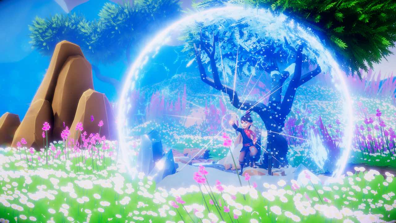 Ary and the Secret of Seasons Screenshot