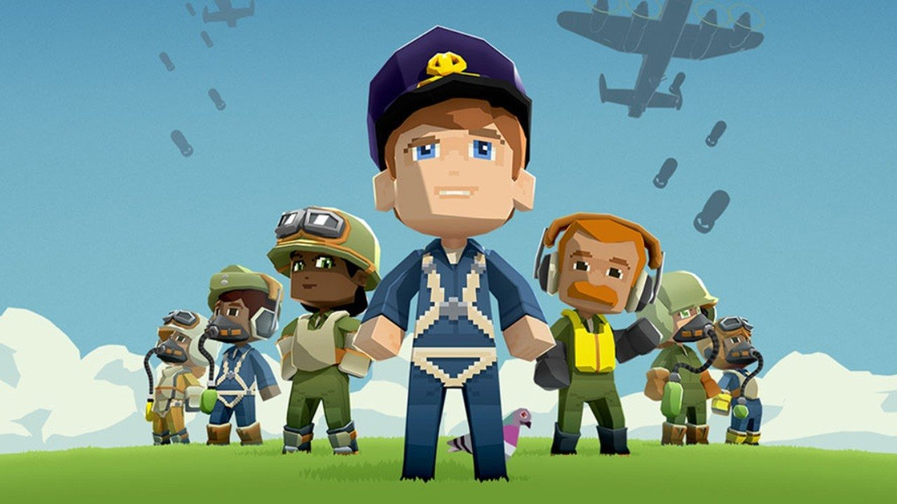 Bomber Crew Review Header