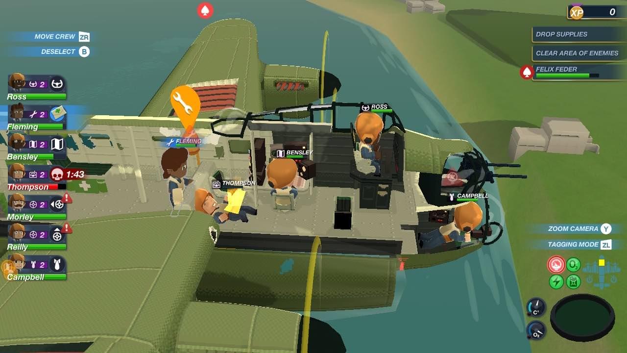 Bomber Crew Review Screenshot 1