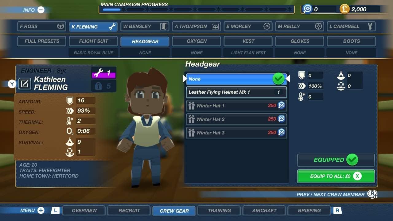 Bomber Crew Review Screenshot 2