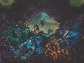 Children of Morta Artwork