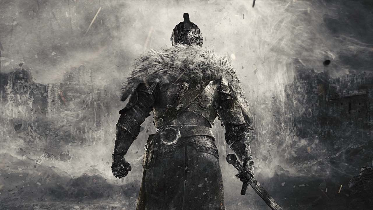 Dark Souls 2 Artwork