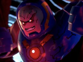 Darkseid LEGO DC Super-Villains Screenshot