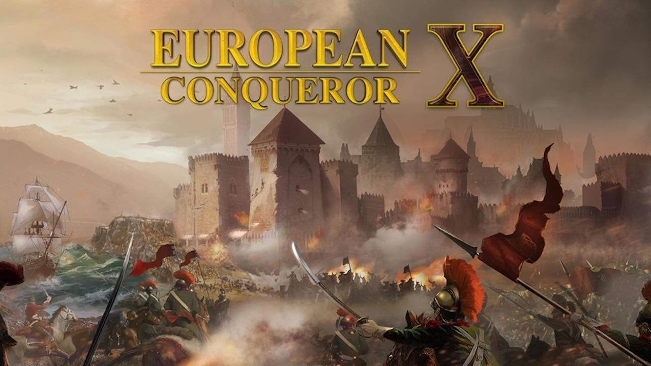 European Conqueror X Artwork