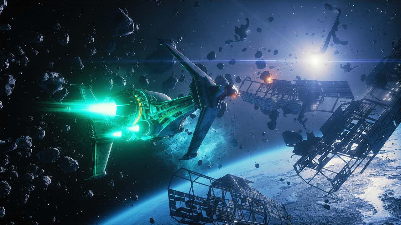 Everspace: Stellar Edition Screenshot