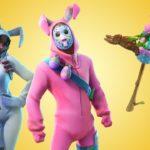 Fortnite Rabbit Raider Bunny Brawler Outfits