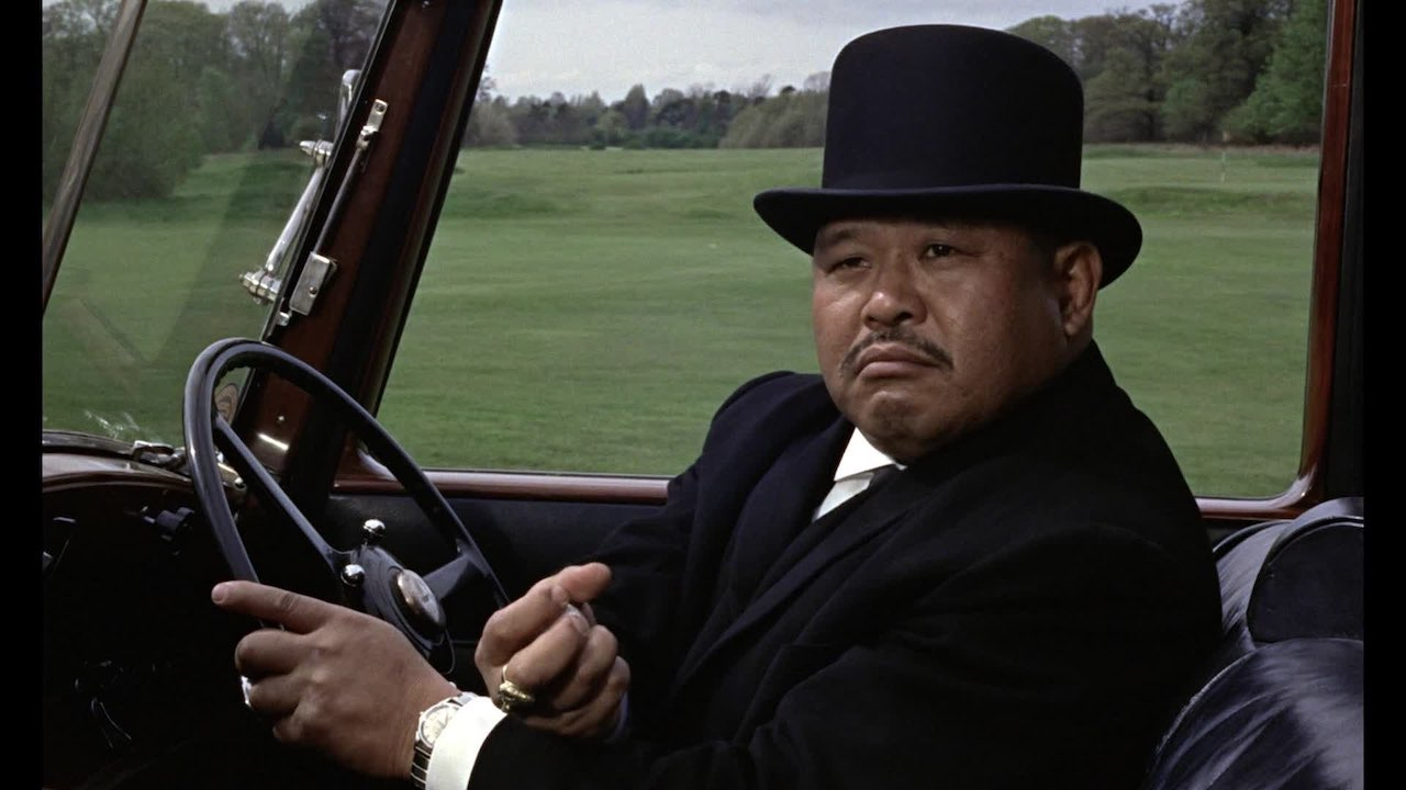 Goldfinger Oddjob Photo