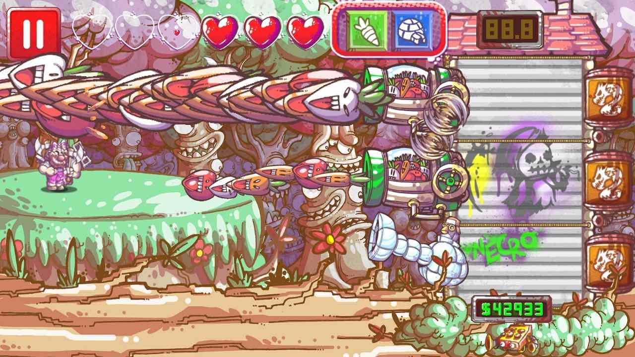 Gunhouse Review Screenshot 2