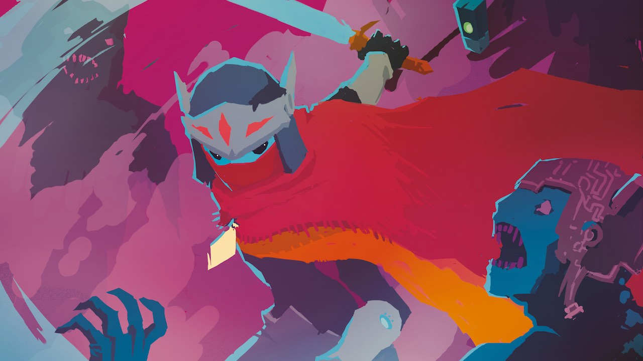 Hyper Light Drifter: Special Edition Artwork
