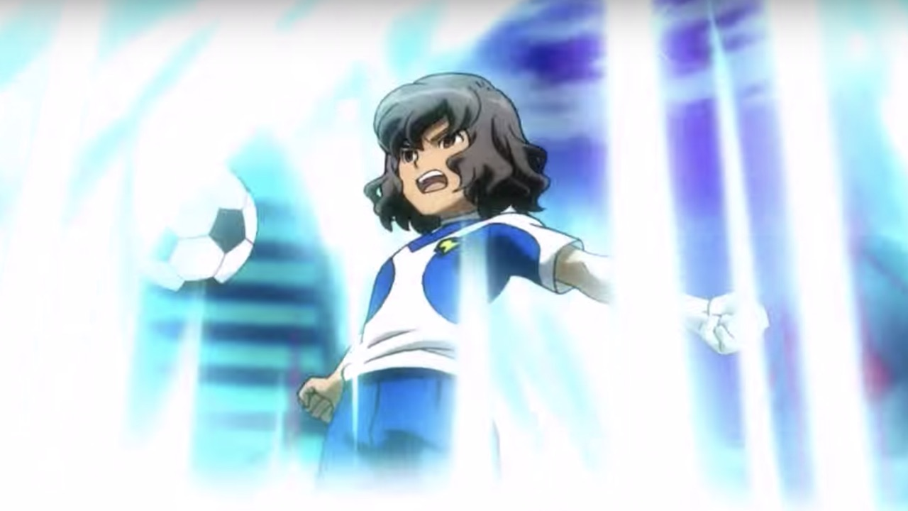 Inazuma Eleven GO Galaxy Screenshot