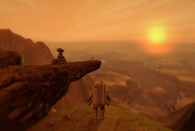 Lifeless Planet: Premiere Edition Screenshot