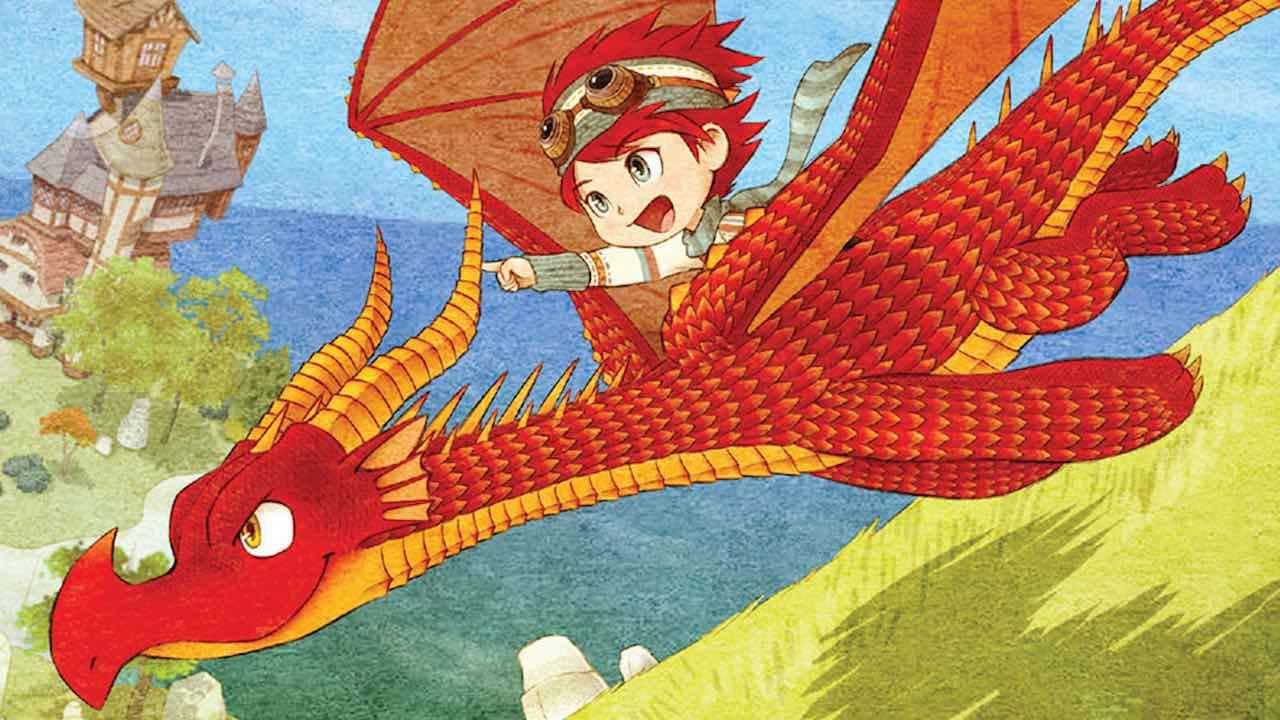 Little Dragons Café Review Header