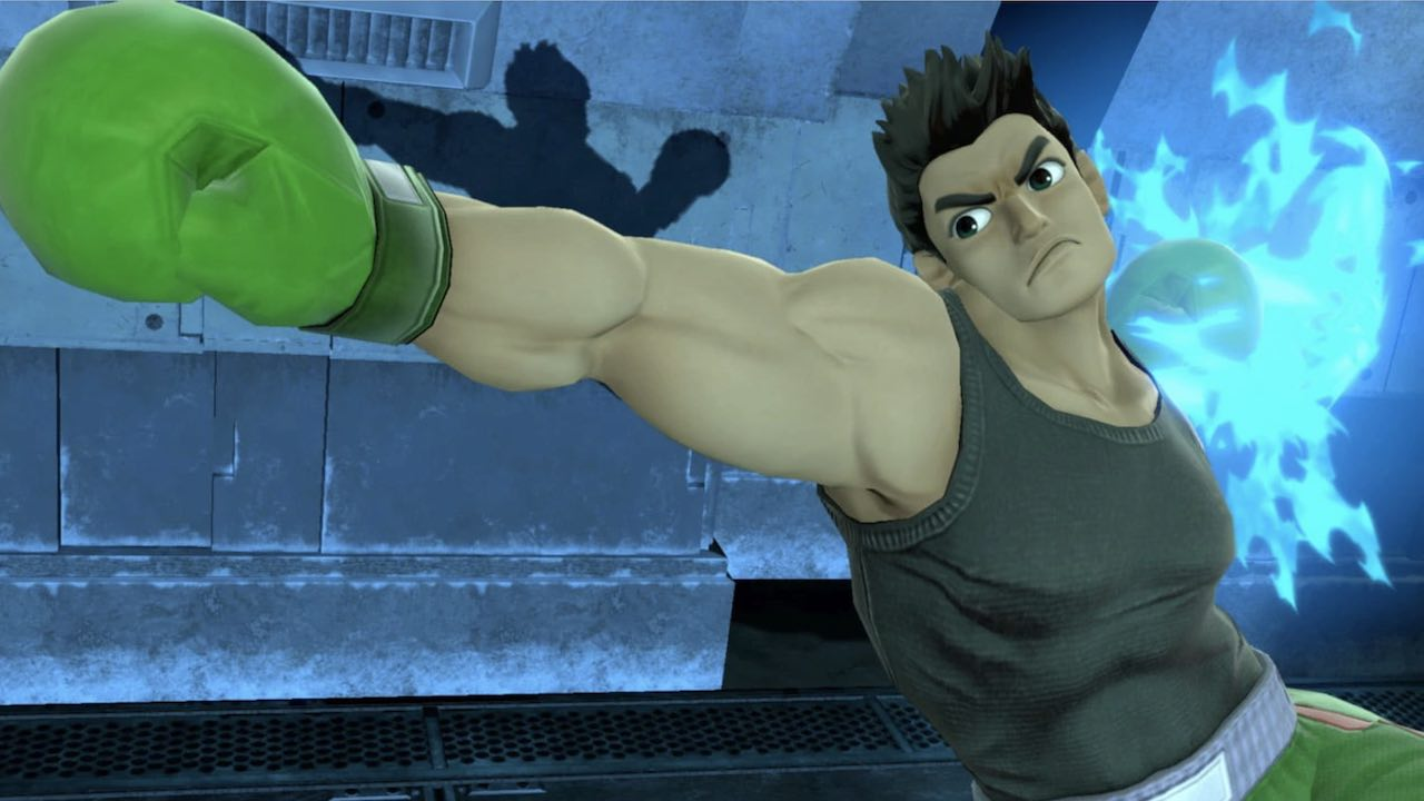 Little Mac Super Smash Bros. Ultimate Screenshot