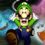Luigi's Mansion GameCube Art