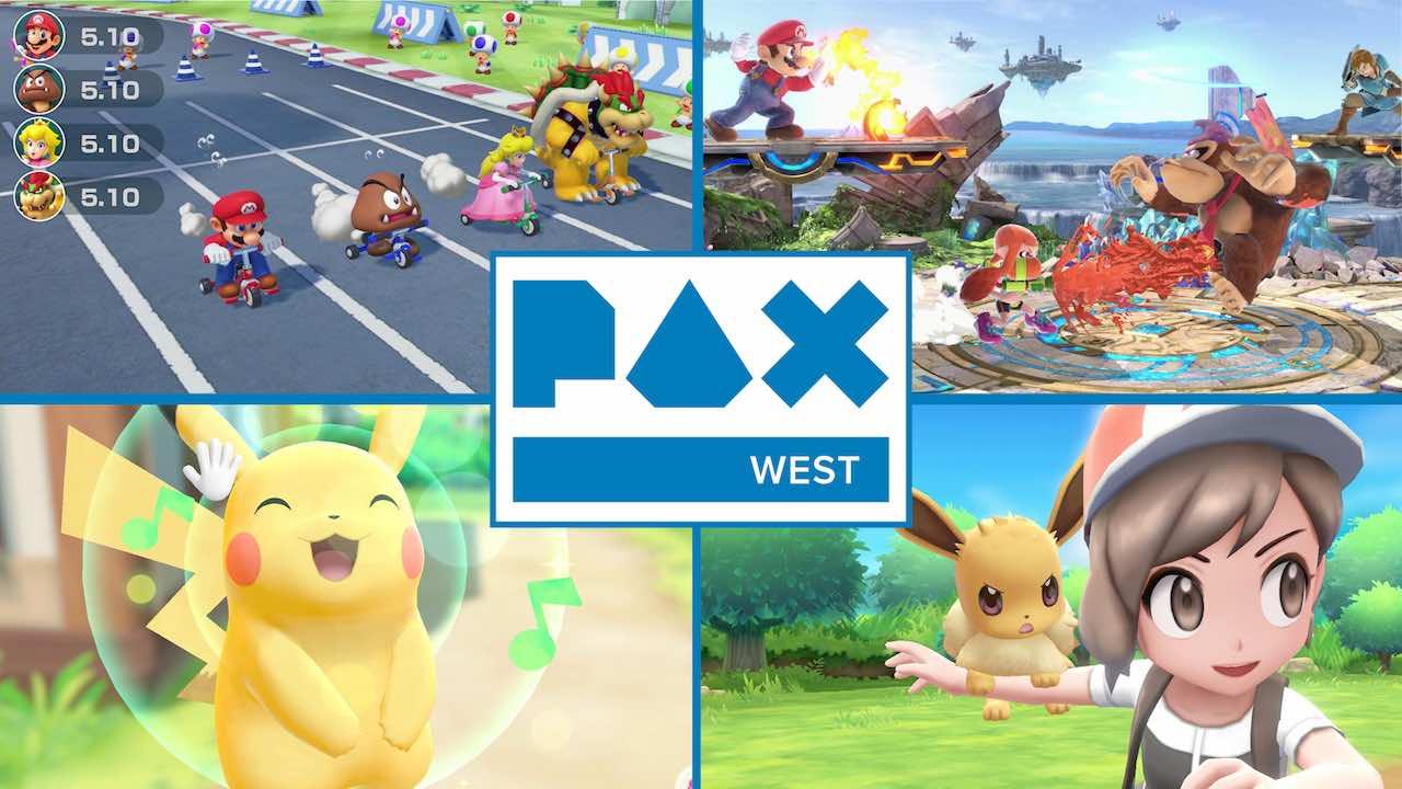 Nintendo PAX West 2018 Image