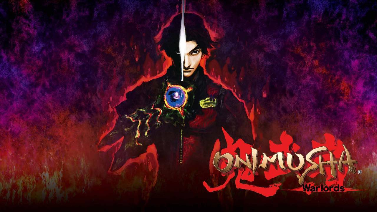 Onimusha Warlords Artwork