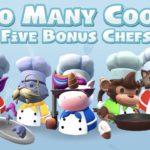 Overcooked 2 Too Many Cooks Pack Screenshot