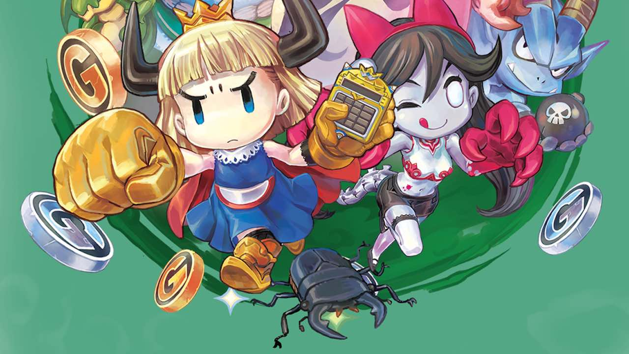 Penny-Punching Princess Review Header