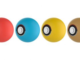 Poké Ball Plus Silicone Covers