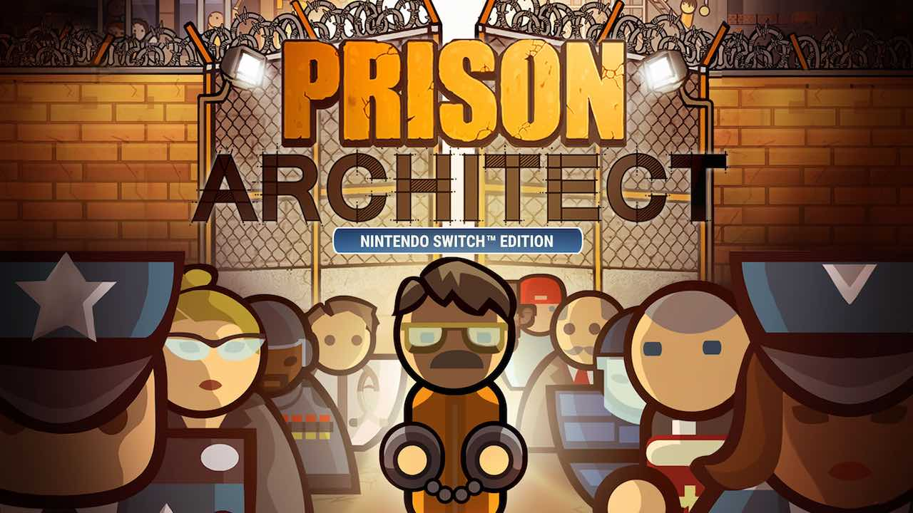 Prison Architect: Nintendo Switch Edition Artwork