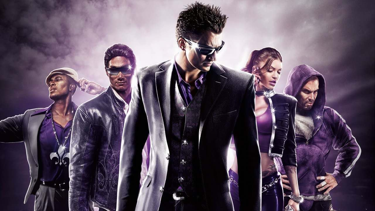 Saints Row: The Third Art