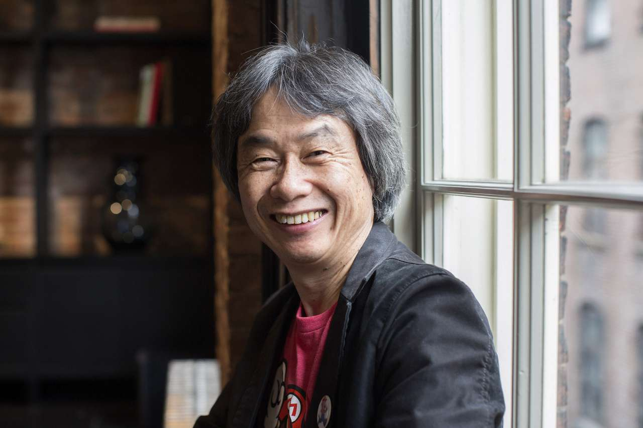 Shigeru Miyamoto Photo