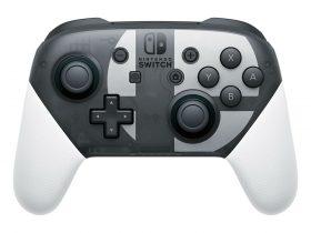 Super Smash Bros. Ultimate Edition Nintendo Switch Pro Controller