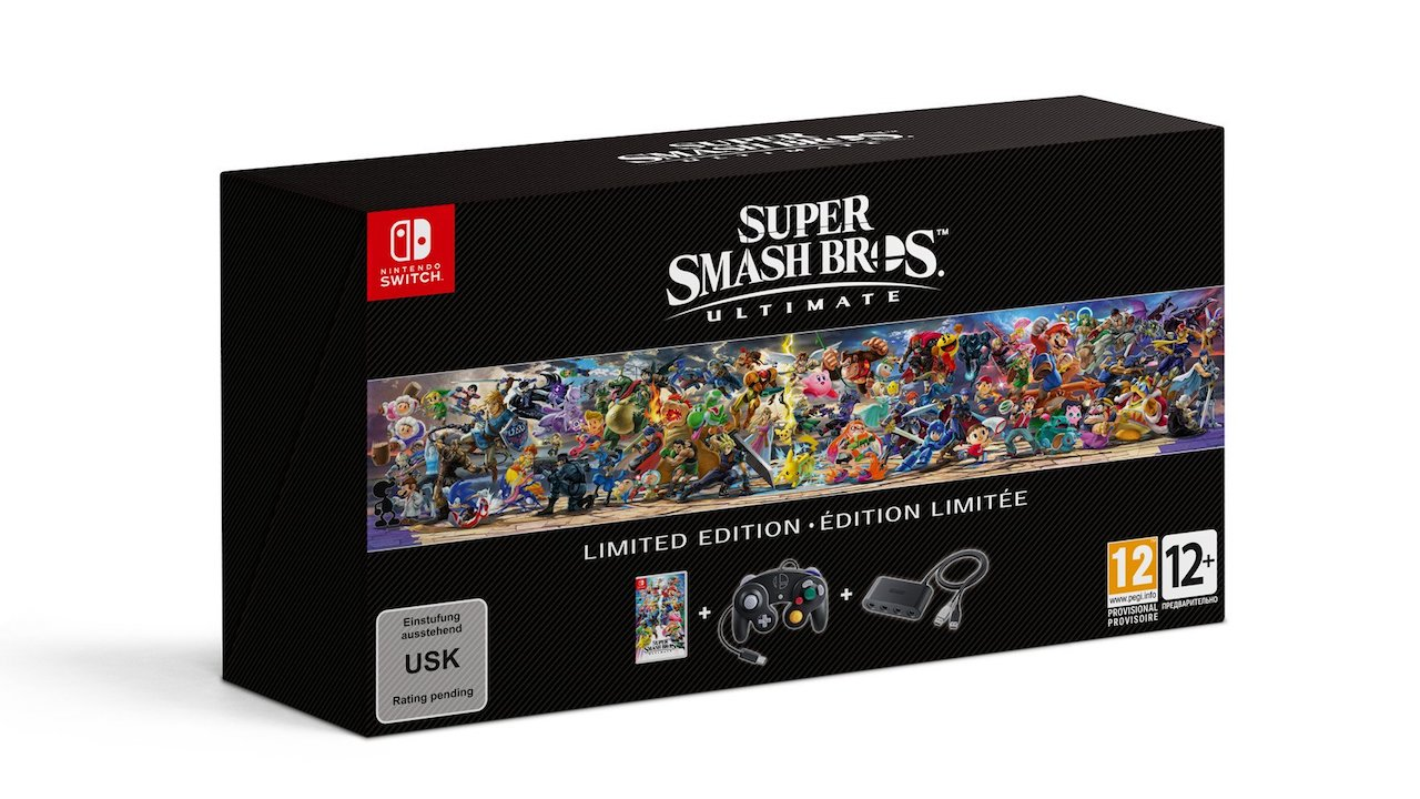 Super Smash Bros. Ultimate: Limited Edition Photo