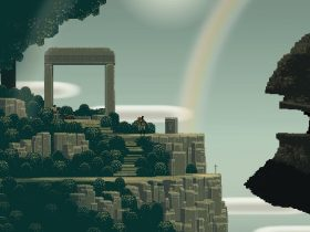 Superbrothers: Sword And Sworcery EP Screenshot
