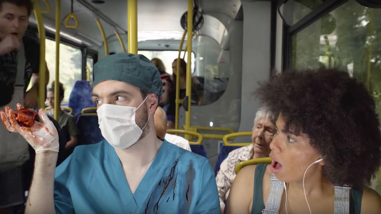 Surgeon Simulator CPR Live-Action Trailer