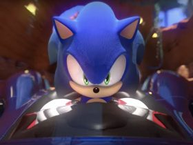 Team Sonic Racing Cutscene Screenshot