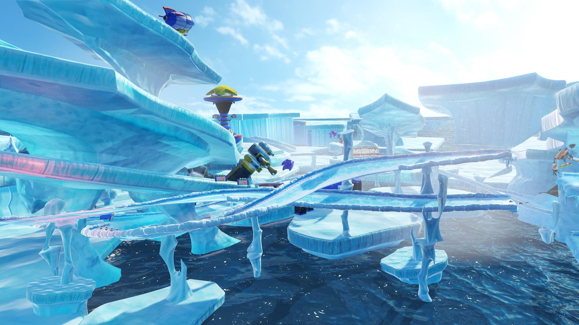 Team Sonic Racing Gamescom Screenshot 2